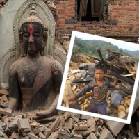 Fundraising for Nepal Disaster
