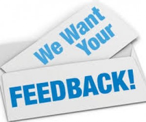 Parent Voice – help us to make our school even better!