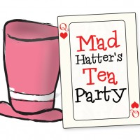 Mad Hatter's Tea Party in the Playground!