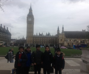 JLT visit to London