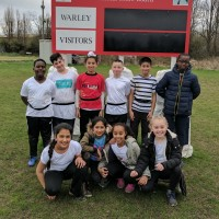 Year 5 & 6 Tag Rugby Tournament