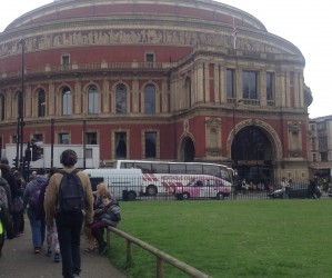 Year 5 visit to the Royal Albert Hall