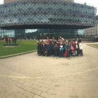 Year 2 visit to Birmingham Synagogue and Library