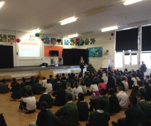 NHS and Science Careers Assembly