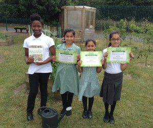 School Gardening Awards