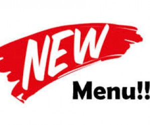 New School Meals Menu!
